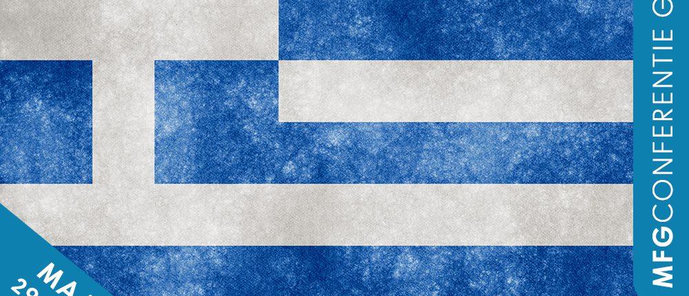 MFG conferentie in Griekenland