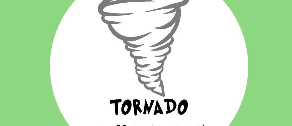 Tornadoschoonmaak